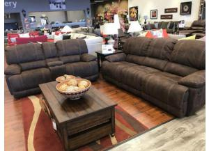 Stockton Power Reclining Sofa