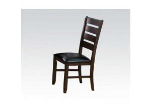 Urbana Espresso Side Chair