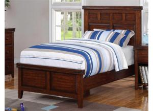 Mango Full Panel Bed