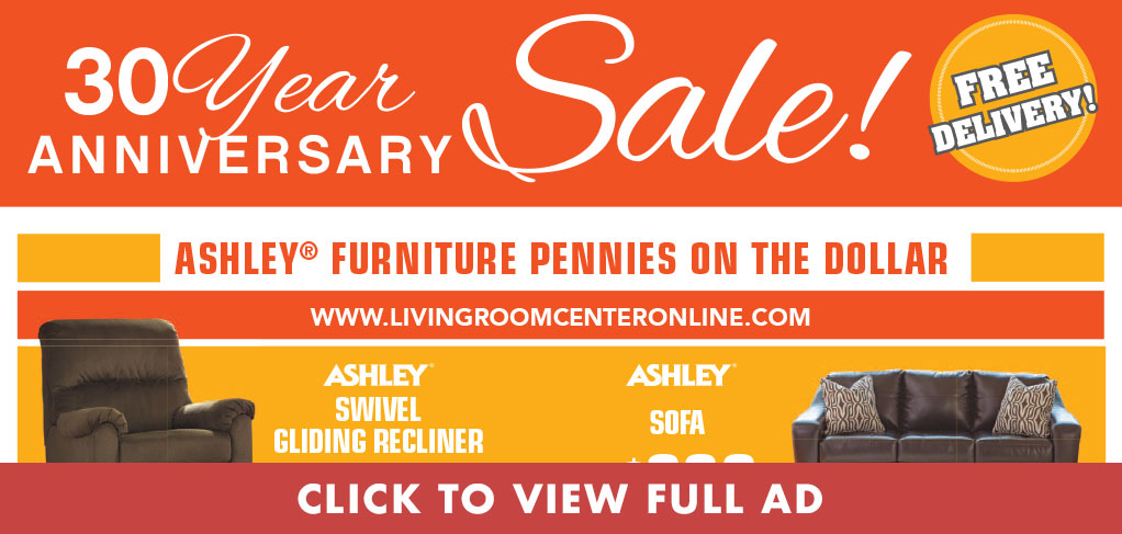30 Year Anniversary Sale