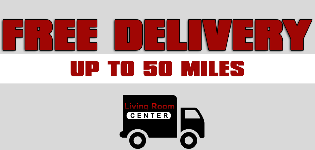Free Delivery Up to 50 Miles