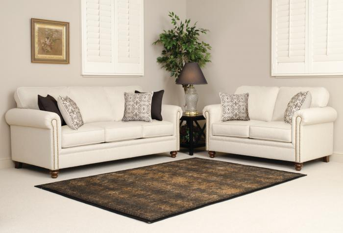 Keynote Ivory/Sable 6-pc Package,Serta Upholstery