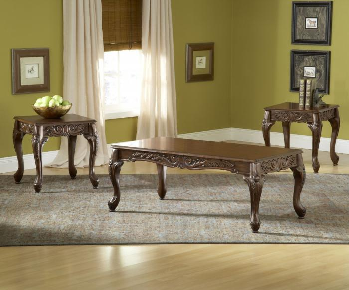 San Marino 3-pc Table Set,Serta Upholstery
