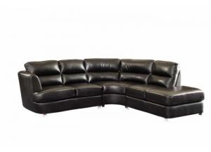 Chaisson 3-PC Sectional (Bonded Leather)