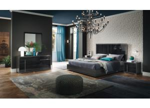 Minerva 6-PC King Bedroom Set