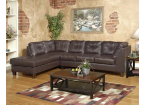 Left Facing Transit Chaise Sectional