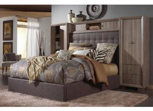 Arketipo King Bedwall Bed