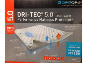 Twin Dri-Tech 5.0 Performance Mattress Protector