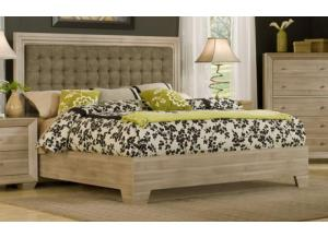 Arketipo Queen Bed