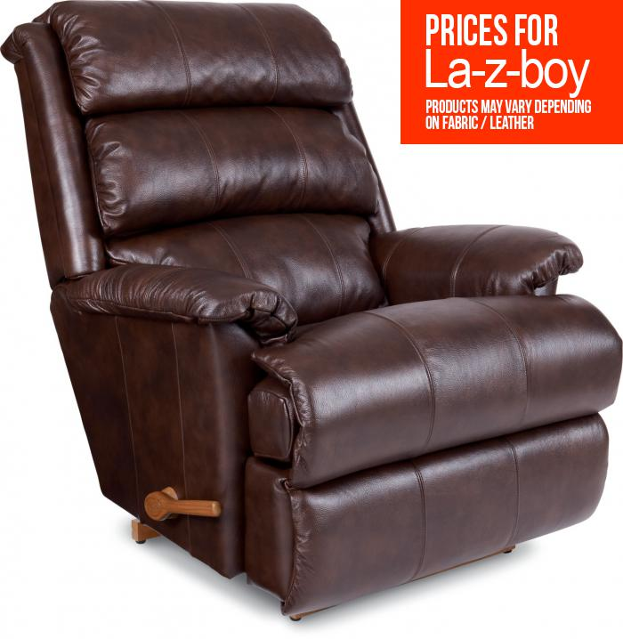 La-z-boy Leather Astor Recliner,La Z Boy