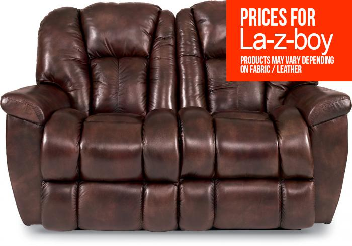 La-z-boy Maverick Leather Reclining Loveseat,La Z Boy