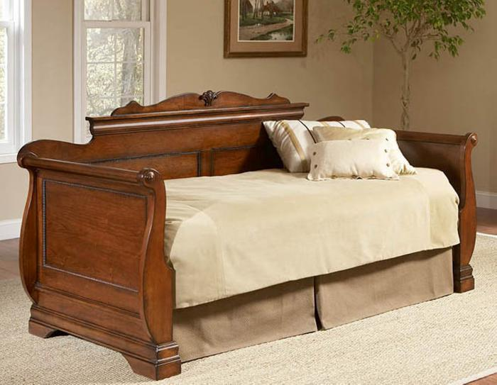Bordeaux Day Bed,Largo Furniture