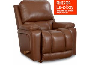 La-z-boy Leather Greyson Recliner
