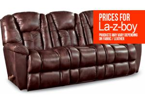 La-z-boy Maverick Leather Reclining Sofa