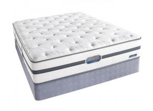 Dayana Plush King Mattress Set,Beautyrest Mattress