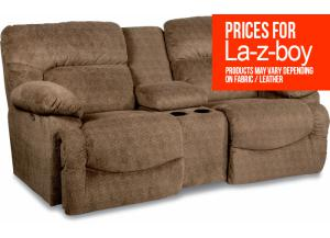 La-z-boy Asher Reclining Loveseat w/ Console