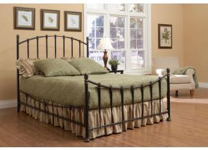 New London Queen Metal Bed