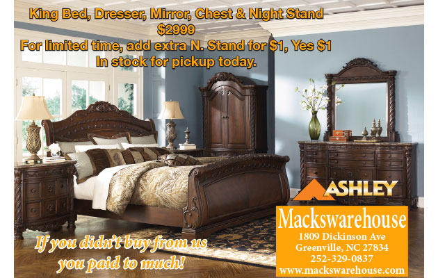 Mack s Furniture Warehouse Greenville NC