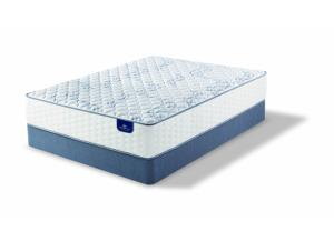 Perfect Sleeper Redwin Firm Twin Mattress w/Foundation