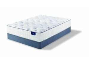 Perfect Sleeper Ginbrooke Plush Twin Mattress w/Foundation
