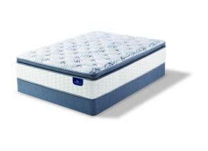 Perfect Sleeper Redwin Super Pillowtop Twin Mattress w/Foundation