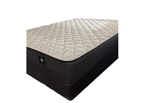Alyssa Cushion Firm Queen Mattress w/ Foundation