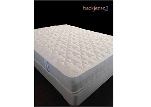 Backsense Two Sided Coventry Luxury Firm Queen Mattress