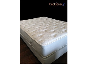 Backsense Two Sided Preston Cushion Firm Queen Mattress