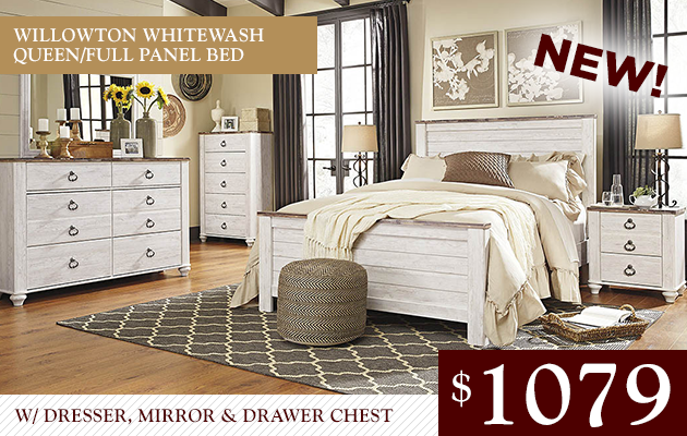 Willowton Bedroom Set