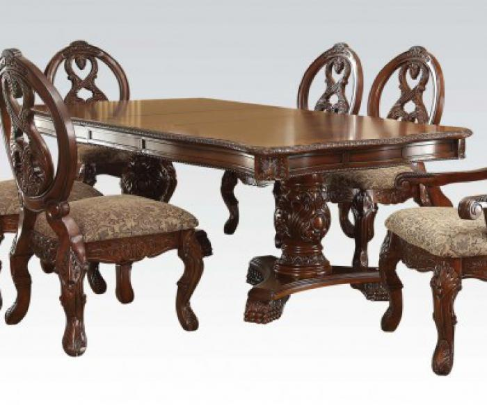 Perfect Rovledo Dining Table (2 Leaves),ACME Furniture