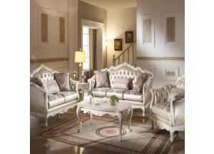 Chantelle  Living Room Set (4 Pcs)