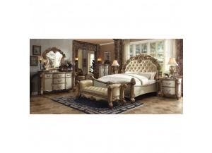 Vendome-Bedroom Set 8 Pcs,ACME Furniture