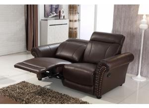 15 Leather Classic-Loveseat