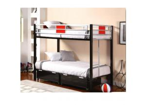 Heavy Duty Bunk Bed Twin/Twin