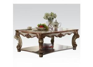 Vendome Bone PU-Coffee Table