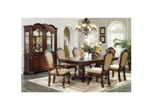 Chateau de Ville-Dining Set (8Pcs),ACME Furniture