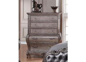 Chantelle Antique Platinum- Chest