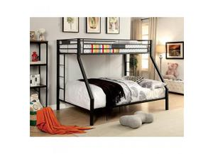 Heavy Duty Bunk Bed Twin/Full