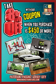 8% OFF $450 Furniture Coupon at Market Furniture