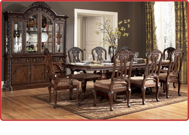 Contemporary Dining Room Furniture Set In Weslaco, TX