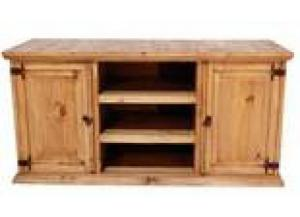 Million Dollar Rustic TV Stand Console