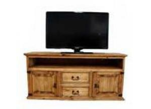 Million Dollar Rustic 2 Door 2 Drawer TV Stand