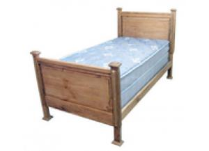 Million Dollar Rustic Twin Promo Bed