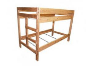 Milliom Dollar Rustic Promo Twin Over Twin Bunk Bed