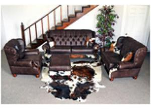 Million Dollar Rustic Wingback-Sable Group