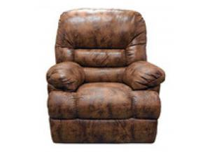 Million Dollar Rustic Colt Mocha Recliner