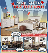 Tax Refund Sale
