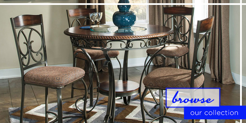 Browse Our Memphis Dining Room Furniture Collection