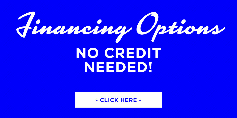 No Credit Needed Financing Options