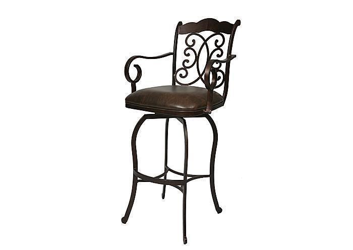 Mr Bar Stool Athena 26quot Counter Stool with arms in Autumn  : AH 217 AR 649 from www.mrbarstool.com size 700 x 496 jpeg 21kB
